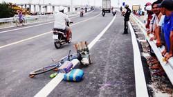 Cầu 1.400 tỷ vừa thông xe đã xảy ra tai nạn giao thông