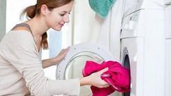 5 sai lầm thường mắc phải khi sử dụng máy giặt