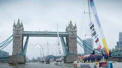Thuyền buồm Đà Nẵng rời sông Thames, khởi hành cuộc đua vòng quanh Thế giới