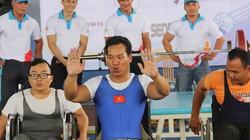 Lực sĩ cử tạ người khuyết tật Lê Văn Công: Vượt lên số phận, chinh phục đỉnh cao
