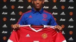 Tổng quan ngày cuối chuyển nhượng: Martial ký hợp đồng 4 năm với M.U