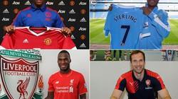 Đội hình tân binh nổi bật nhất Premier League 2015-2016