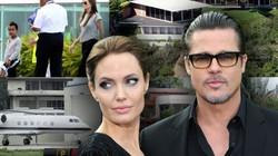 """Vợ chồng Brad Pitt đang """"nợ nần chồng chất"""""""