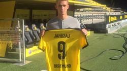 Âm mưu của M.U qua vụ đẩy Januzaj tới Dortmund