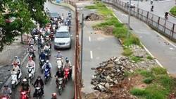 Công trường Nhổn-ga Hà Nội bỏ không: Ban quản lý nói gì?