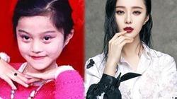 Ảnh thời thơ ấu của 20 mỹ nhân hot nhất Hoa ngữ