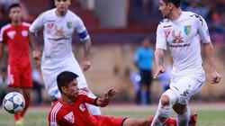 Kết quả, BXH V.League: Thêm 2 đội bóng chính thức trụ hạng