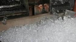 Báo động thực trạng nước đá làm từ nước sông