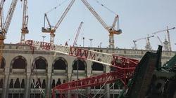 Sập thánh đường 107 người chết: Công ty nhà bin Laden bị đình chỉ