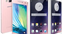 Những smartphone mỏng, vỏ kim loại trong tầm giá