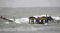 Nổ bình gas trên tàu cá, 19 thuyền viên mất tích