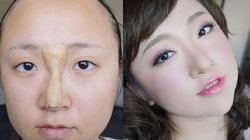Choáng với hot girl Đài Loan nâng mũi bằng... bột mì