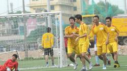 Khởi tranh giải bóng đá báo Nông thôn Ngày nay lần thứ 7- 2015: 9 anh tài hội tụ cúp Mùa Thu