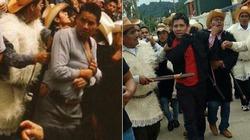 Mexico: Định ăn cắp ô tô, hai tên trộm bị thiêu sống