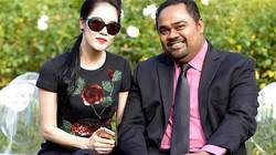 """Chồng Thu Phương lên tiếng về việc vợ bị trách """"ích kỷ"""""""