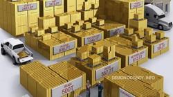 12 sự thật đáng kinh ngạc về vàng