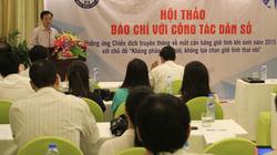 10 năm nữa, Việt Nam có thể thiếu 4,3 triệu phụ nữ