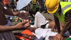 Giẫm đạp ở thánh địa Mecca, ít nhất 220 người thiệt mạng