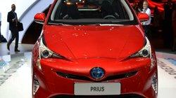 Toyota Prius 2016 tiêu thụ nhiên liệu chỉ 40 km/lít