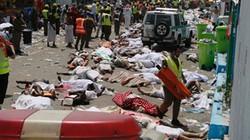 Hình ảnh khủng khiếp vụ giẫm đạp Mecca khiến hơn 1.500 người thương vong