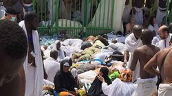 """Thảm kịch tại Mecca: """"Mọi người giẫm lên nhau để hít thở"""""""
