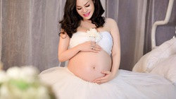 Nhật Kim Anh đã sinh con trai đầu lòng