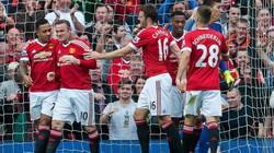 """Clip: Rooney, Depay """"mở hàng"""", M.U đánh chiếm ngôi đầu Premier League"""