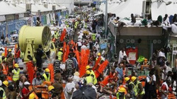 Giẫm đạp ở Mecca: Số người chết tăng lên 2.000 người