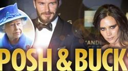 Gia đình Beckham giàu hơn cả Nữ hoàng Anh