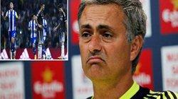 HLV Mourinho nói gì khi Chelsea thua đội bóng cũ Porto?