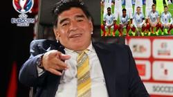 """TIN NHANH EURO (1.7): Maradona """"sỉ vả"""" ĐT Anh, Del Bosque chính thức từ chức"""