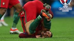 """Những khoảnh khắc """"khó đỡ"""" của Ronaldo trong trận gặp Ba Lan"""