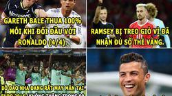 """HẬU TRƯỜNG (2.7): Tuyển thủ Anh """"gạ tình"""" bồ đồng đội, Bale """"ngán ngẩm"""" Ramsey"""