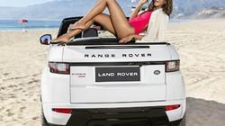 Mê mẩn người đẹp da màu bên Range Rover Evoque