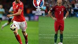 """TIN NHANH EURO (3.7): Conte là HLV giỏi nhất thế giới, Bale """"sợ"""" Ronaldo"""