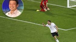 Đức vs Italia: Chính con người tạo ra lịch sử, và phá dỡ nó..