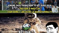 HẬU TRƯỜNG (3.7): Sao Italia đá bóng lên Sao Hỏa