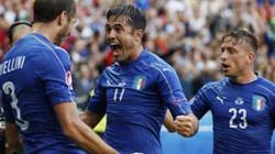 Giá cầu thủ Italia tăng đột biến sau EURO 2016