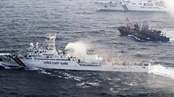 Hàn Quốc dùng đá ngăn Trung Quốc đánh cá trái phép