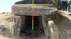 Mộ cổ 6000 năm là kính thiên văn đầu tiên trên thế giới?