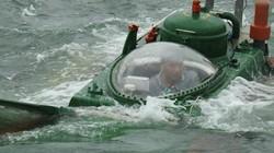 """Để thử nghiệm """"tàu ngầm Hoàng Sa"""" phải có 6 tàu quây xung quanh"""