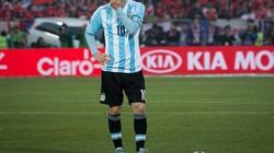 Bán đấu giá quả bóng mà Messi sút hỏng 11m tại Copa America