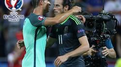 """TIN NHANH EURO (7.7): Pháp đón tin vui trước trận cầu """"sinh tử"""", Bale ca ngợi Ronaldo"""