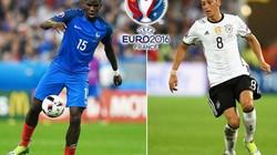 Thông tin, thống kê trận Đức vs Pháp (02h00 ngày 8.7)