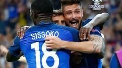 Vào chung kết EURO 2016, ĐT Pháp thiết lập kỷ lục mới