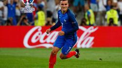 Griezmann san bằng thành tích của Henry, vượt mặt Zidane