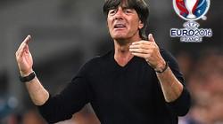 """Thua Pháp, HLV Joachim Low đổ lỗi cho """"thần may mắn"""""""
