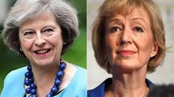 Thủ tướng Anh thay ông Cameron sẽ là nữ
