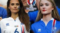 Say đắm trước sắc đẹp của các CĐV tại EURO 2016