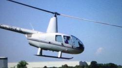Thiếu niên 16 tuổi chơi trội lái trực thăng đi học cho giống James Bond
